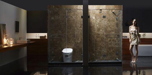 「德立解答」如何让淋浴房的使用变得更为安全?