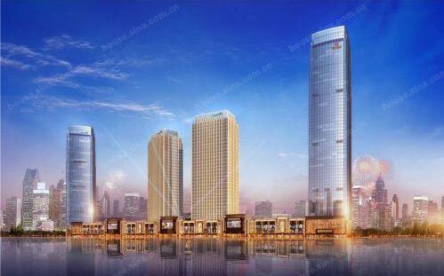 名城广场全球品牌招商暨IFC产品发布会即将启幕
