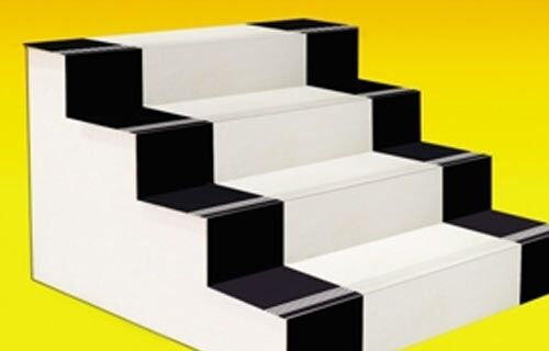 楼梯踏步铺贴学问 让上楼梯也成为种美的享受