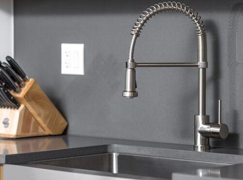 厨房清洁自在畅快 3款实用厨房龙头推荐
