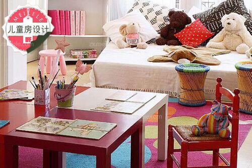 小空间儿童房贴心设计打造要点