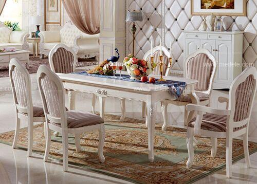浪漫春季特惠!最新法式桌椅图片欣赏!