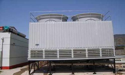 冷却塔的环保 无噪音趋势不可避免