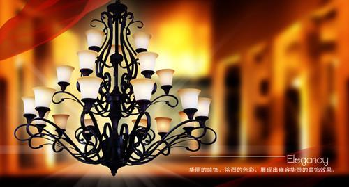 夏天到了 给你的灯饰一贴退热散吧!