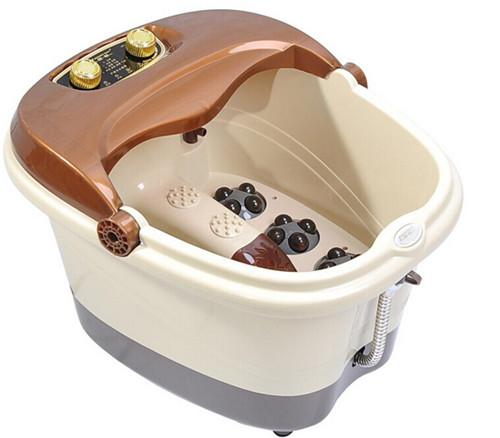 夏天除了空调 你还需要足浴盆
