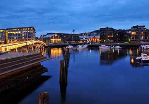 石油不再吃香?挪威花大力气发展清洁能源