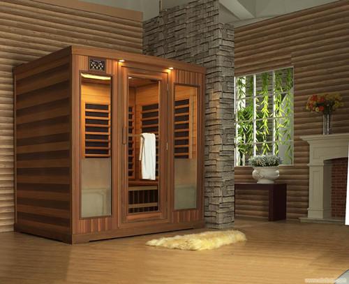 夏天祛湿进行时 你家的汗蒸房够用么?