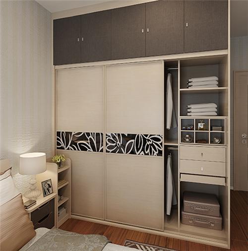 精致简欧的正确打开方式:索菲亚现代简约系列衣柜