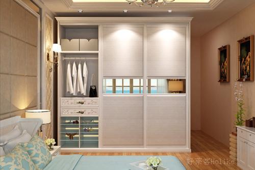 厉害了!最美欧式衣柜品鉴,我的家变美全靠它