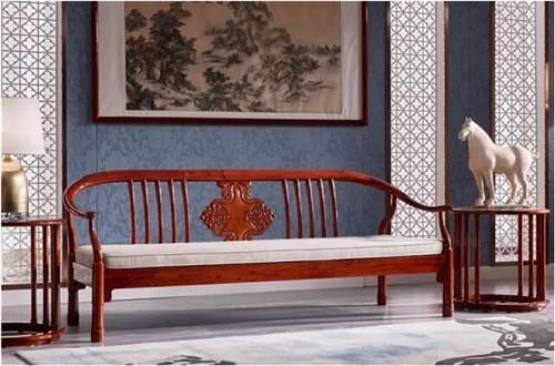 祥利東方新中式紅木家具的古韻新奏