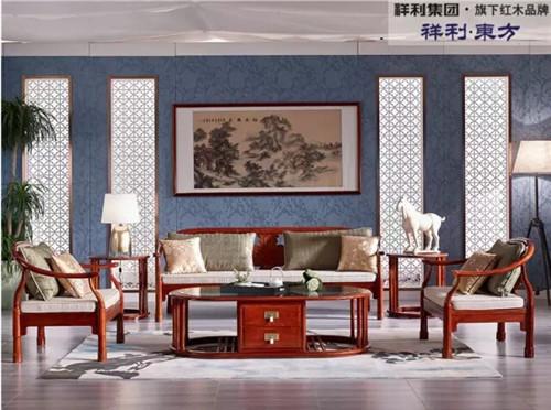 祥利东方 | 新中式红木家具的古韵新奏