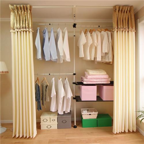 布艺衣柜:简单不代表不能玩出花样