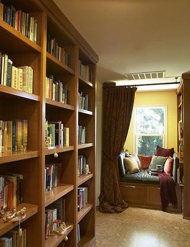 书房铺瓷砖好还是铺地板好?看完你就知道了