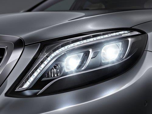LED汽车照明市场前景可期
