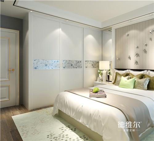 衣柜移门设计,让卧室美出新高度!