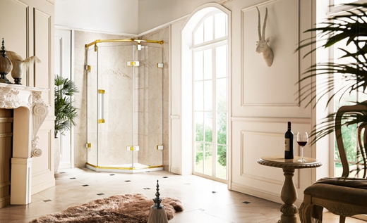 央视诠释 德莉玛淋浴房让每一次淋浴都是享受