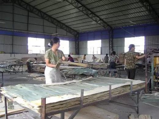 板材业的黄金时代到微利时代