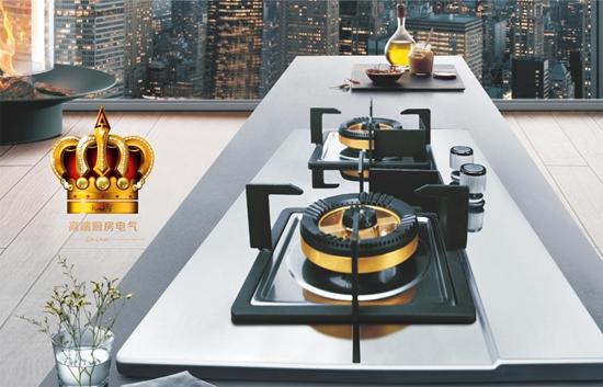 全球十大高端厨卫品牌 皇冠厨卫许你高端生活