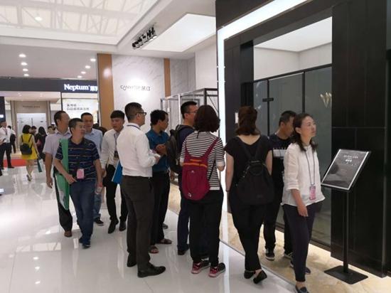 尽美尽善,只因是你,CANNYTOP凯立淋浴房2018上海国际厨卫展完美落幕