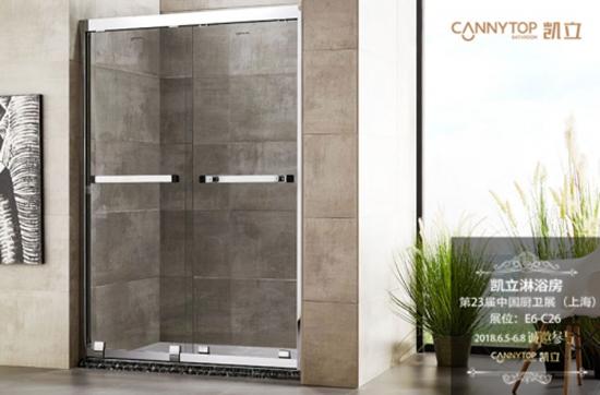 """被风吹过的夏天:装修卫生间再安装淋浴房更加显得""""高大上"""""""
