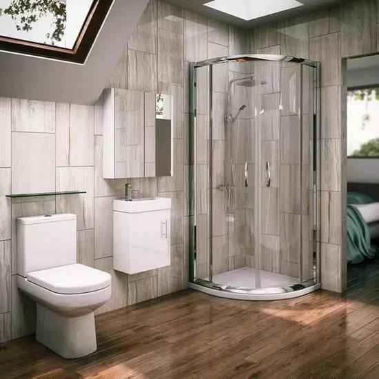 淋浴房的正确打开方式,了解一下?