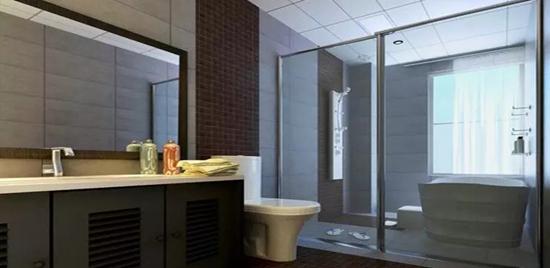 卫生间淋浴房难清洗?用对方法才关键!