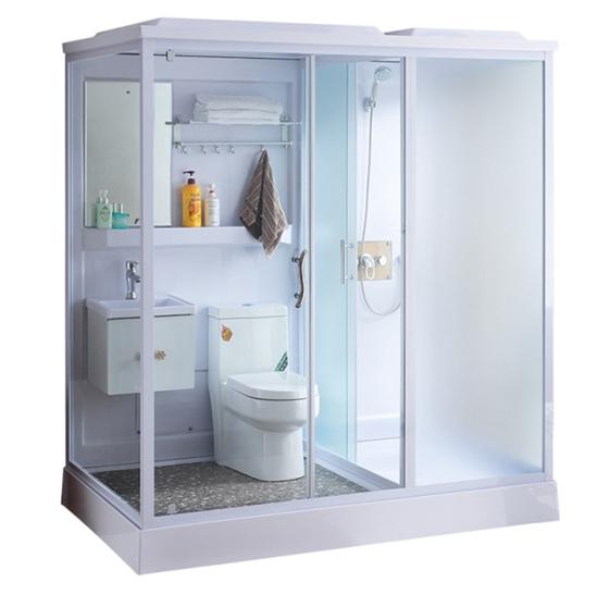 原来淋浴房这样设计才实用,后悔知道晚了