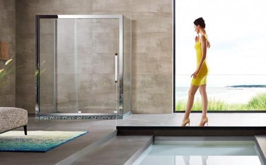 淋浴房的价格受哪些方面而影响?