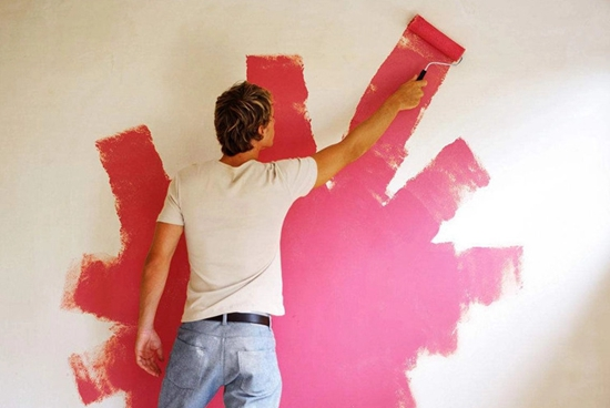 自己家装不求人,涂料工具要备齐