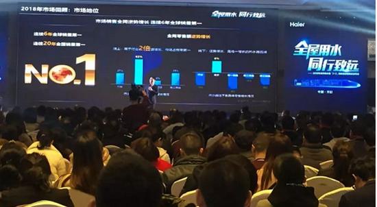 全屋用水 同行致远 | 中国知名热水器品牌海尔开启全新洗浴革命