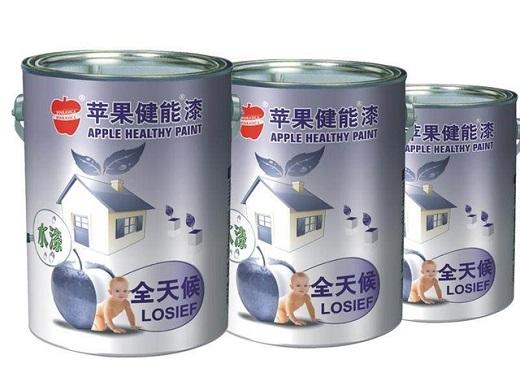 打造中国美丽城市:十大品牌涂料苹果健能漆防黏贴涂料来帮忙