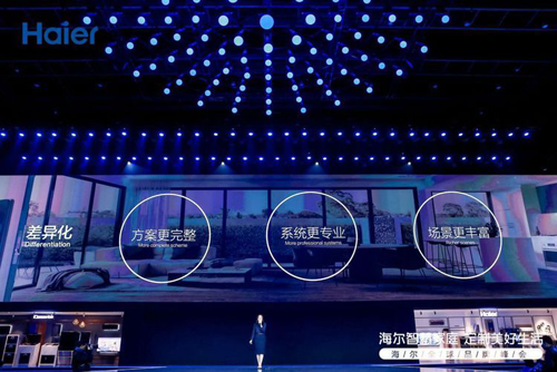 海尔全球品牌峰会:智慧家庭安防解决方案成行业焦点