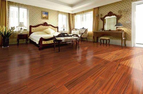 满足消费需求是关键 十大木地板品牌让盈利成自然而然的事