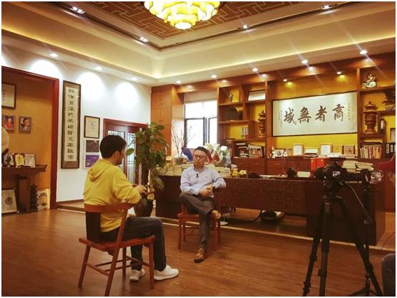 微盟小程序掌柜专访超人厨电董事长罗子健