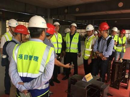 广东省装配式建筑新技术发布会 及现场观摩会在深圳和广州两地召开