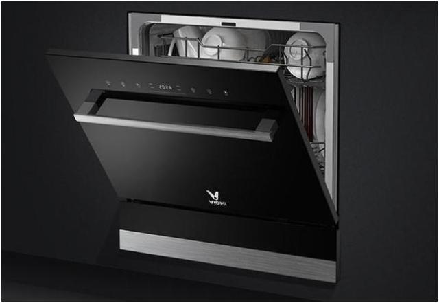 洗碗机究竟值不值买?云米电器带你懒出新境界