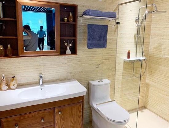 惠达卫浴整体浴室项目启动,拥有五大核心优势!
