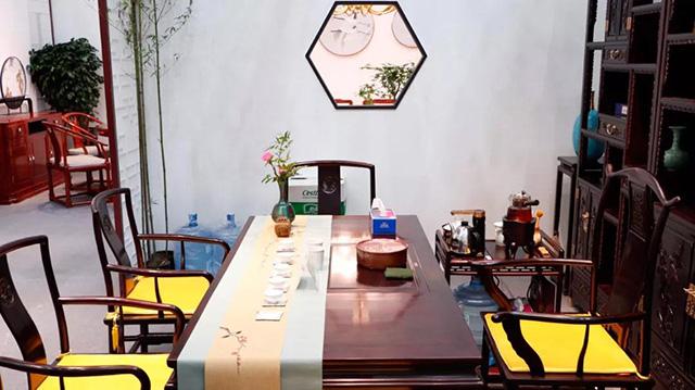 文博会&博物馆兼逛,祥利红木满足你最美需求!