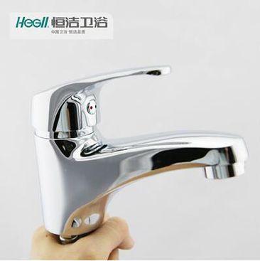 恒洁卫浴健康水龙头兼顾美观和健康,满足中国家庭品质生活追求