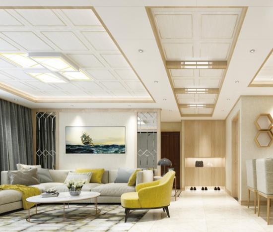 格勒集成吊顶,打造效率提升的室内装饰品牌