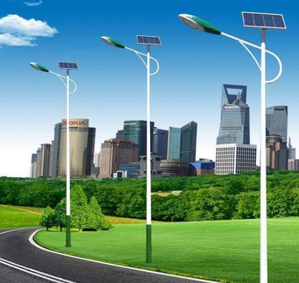谈谈农村亮化工程选择太阳能路灯的几点好处