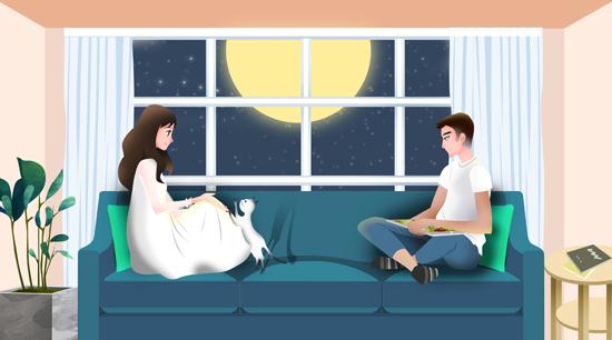 明月装饰你的窗子 金佰利照明装饰你的家