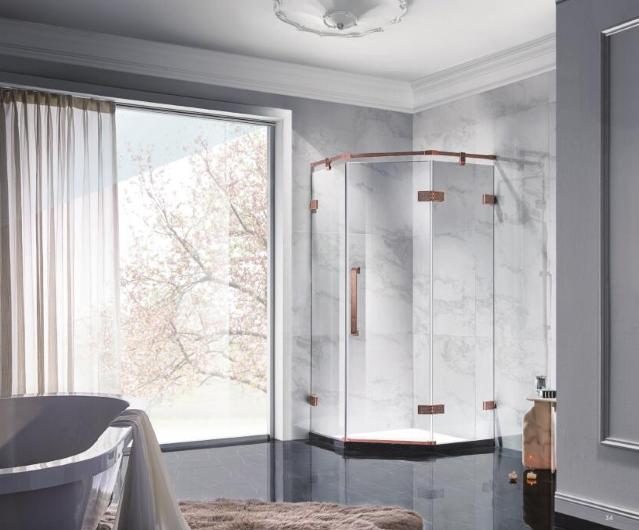 评测:宝格丽系列淋浴房 感受意大利的精雕细琢