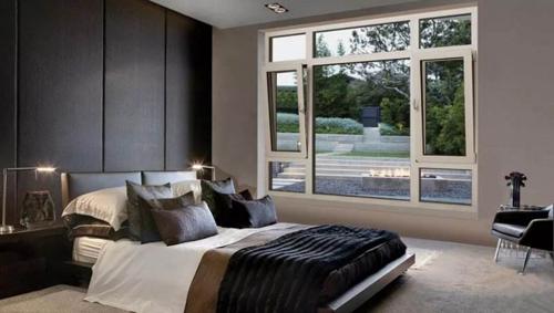 铝合金门窗设计提高生产力,促销应适应潜在需求