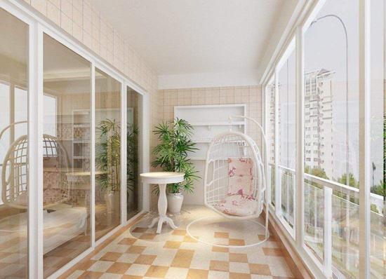 何为家安?福临门承保铝合金门窗为您打造安全家