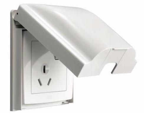 卫生间的插座需要都带盖子吗?根据什么来选择的?看看这几点!