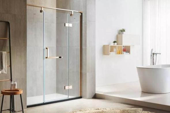 轻奢极简淋浴房,私享现代都市品质生活