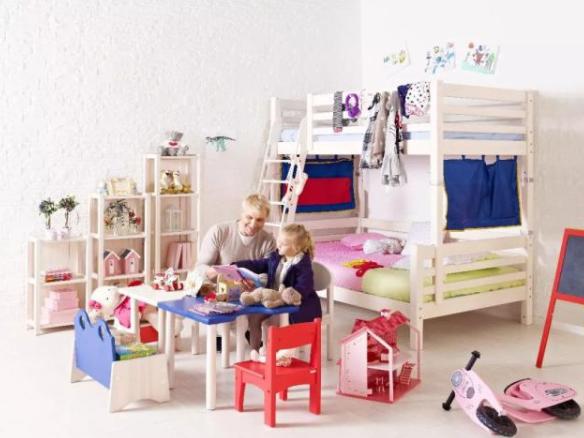 儿童房为什么一定要用水性漆,VOC和甲醛说了算!