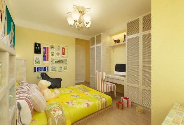 儿童房涂料怎么选?6个选购技巧,质量环保都安全才放心