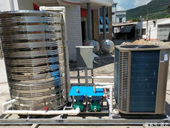 美的空气能热水器热泵西南事业部介绍